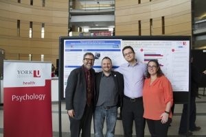 Photo of 2015-16 Psychology Research Poster Day Winners