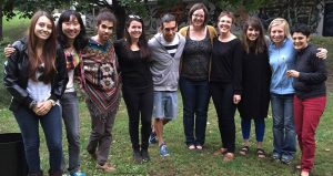 Psychology Feminist Voices: Multimedia Digital Archives Project Team