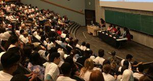 Photo of lecture hall - Psychology Undergraduate Program